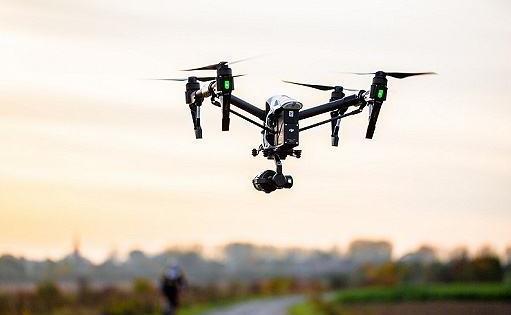 """无人机占据了民航空域的""""荒山荒坡"""""""