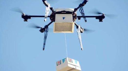 无人机配送相比传统物流,配送时间极大缩短