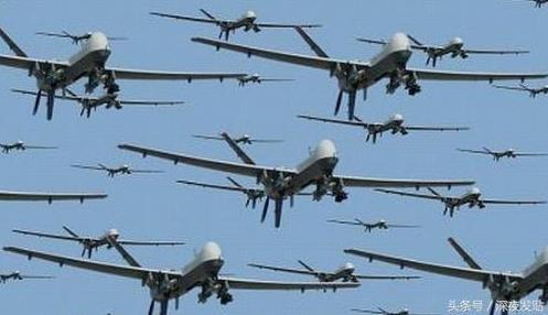 无人机集群作战的优势