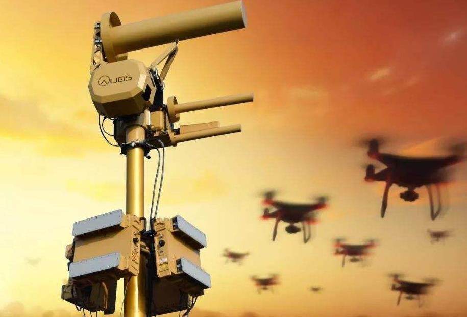 反无人机技术可分为探测、跟踪和识别(DTI)设备和反设备