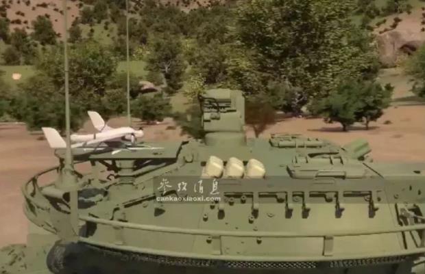 """单兵巡飞弹发射器及""""百舌鸟2""""混合无人机起降平台"""