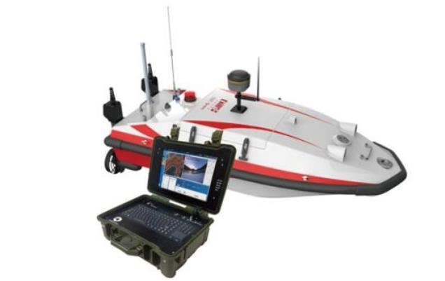 无人系统在水下测量中的应用研究 -科技论文