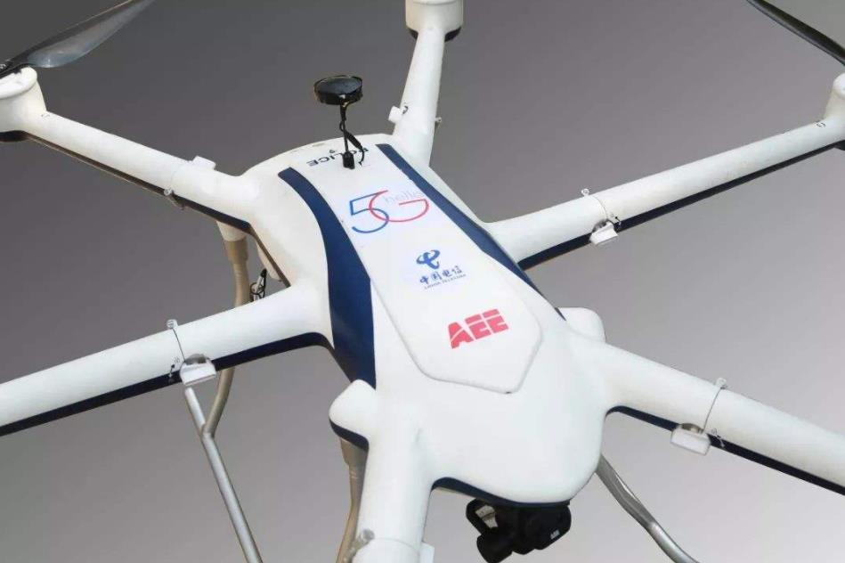 全国首个5G+无人机物流实验室在杭州落成