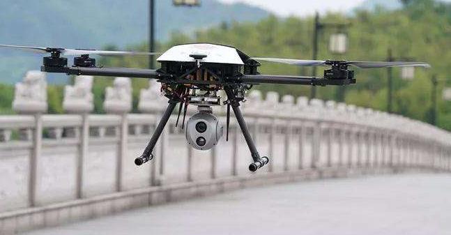 广东警方积极推进警用无人机的应用和管理