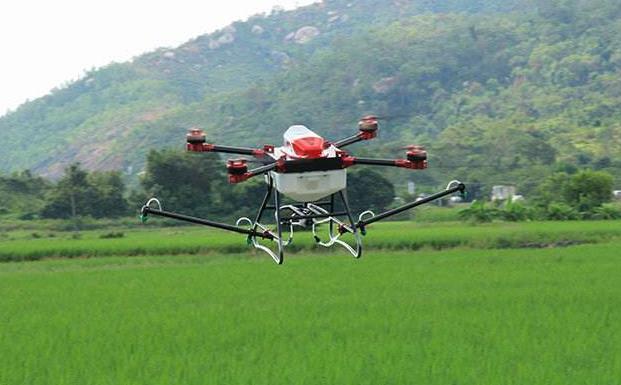 广州华科尔发布农业多光普无人机