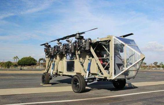 当前,美国正加紧无人水面载具、无人航天器等武器的研发应用。