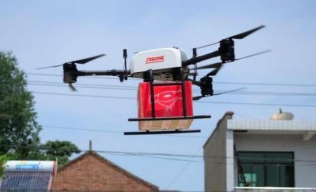 无人机送货,最早的生意机会,也是尴尬的开始
