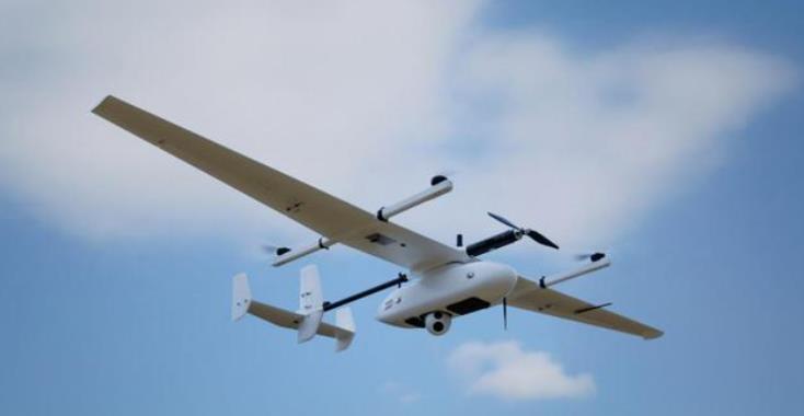 纵横股份CW-15无人机升级为纵横大鹏CW-15Matrix(矩阵)系统