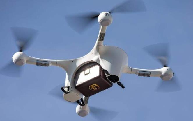 沃尔玛试点用无人机配送新冠检测试剂盒