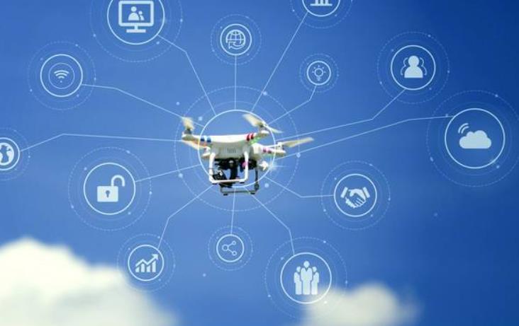 5G网联无人机最新研发成果