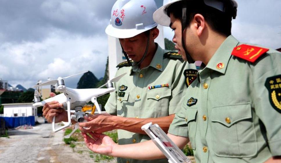 靖州县启动无人机巡查森林资源试飞工作