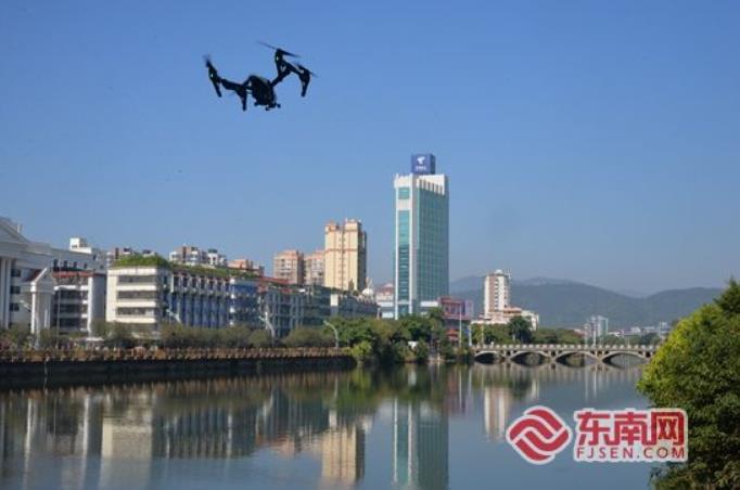 无人机推动水利智慧的作用