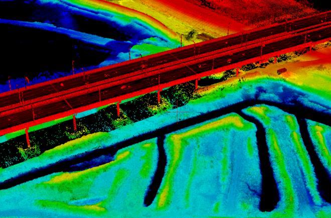 新知图谱, 致导科技推出飞控+RIEGL激光雷达一体化解决方案