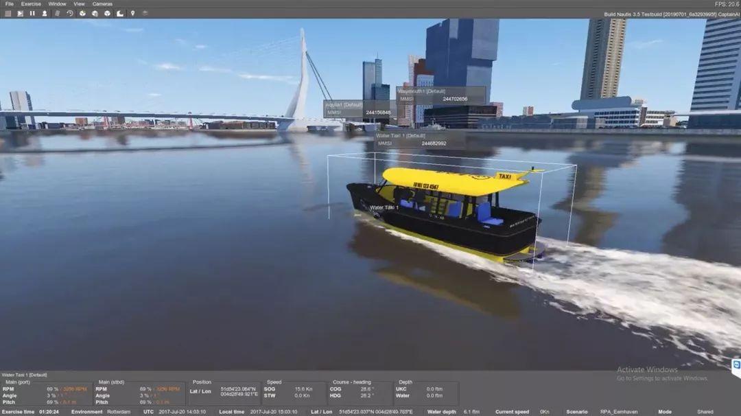 自动驾驶船舶不仅能以更低的成本和更可靠的方式运行,而且具备过人的导航性能。