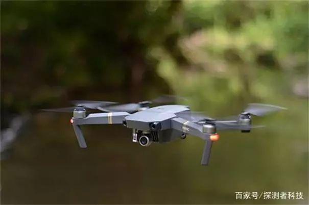 多旋翼无人机为现场进行更广阔的拍照