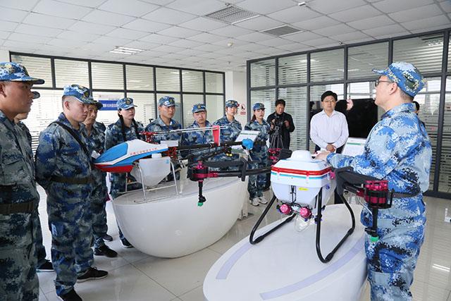 无人机植保是新型农业职业,也是高技能高效益的职业