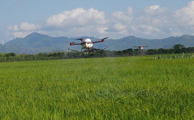 植保无人机用于农林植保领域