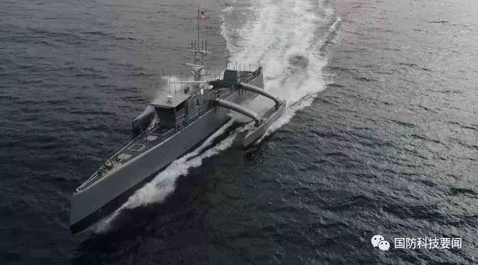 无人舰艇专为MCM设计或可用于MCM,其运用可提高积极识别水雷的机会。