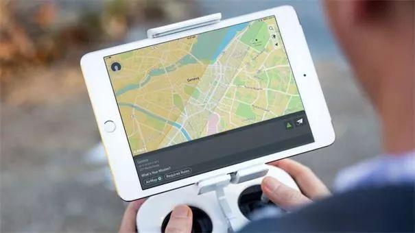 无人机云系统主要有AirMap、ProjectWing、Skyward。