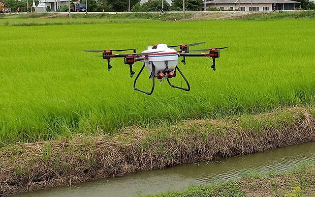 植保无人机出现指南针异常原因及解决措施