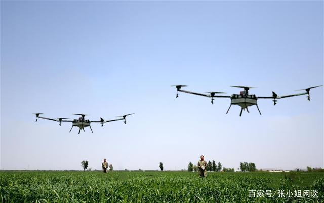单旋翼植保无人机的优点与缺点插图4