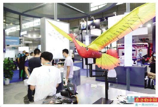深圳成全球无人机主要生产基地 第五届深圳国际无人机展
