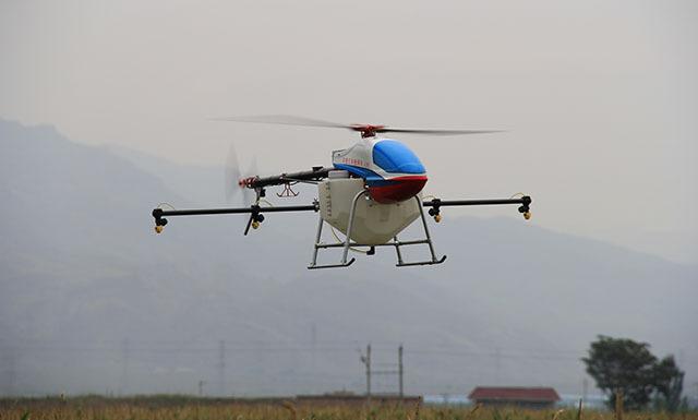 三大梯队造就植保无人机行业