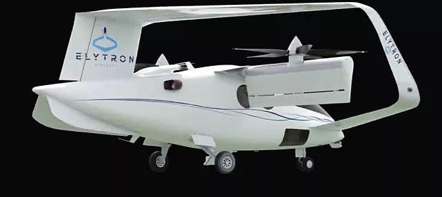 搭接翼垂起无人机Converticopter插图8