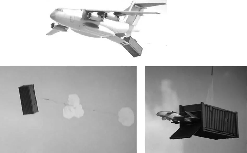 空投无人机流程