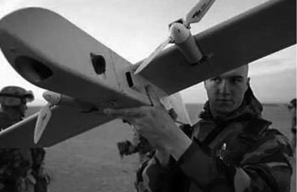 无人机他力发射技术综述 -科技论文