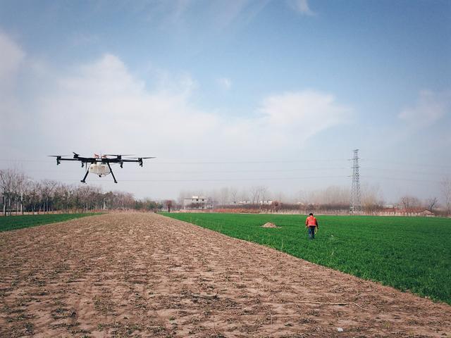 全自动是植保无人机发展的新方向
