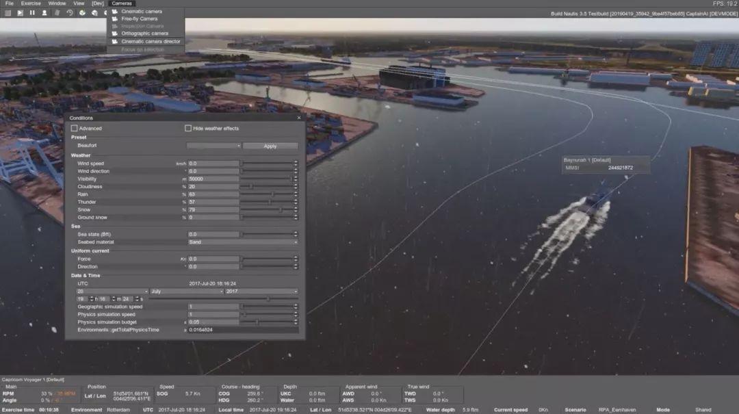 Xsens惯性导航模块,让无人驾驶船舶的未来不再遥远插图6