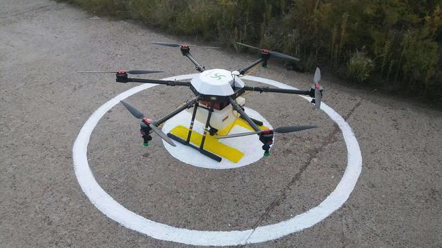 植保无人机技术想要成熟还要多久