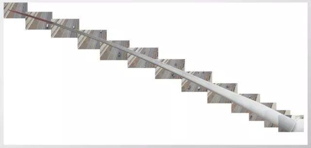 博云平台的图像自动拼接,让叶片整体情况一目了然。