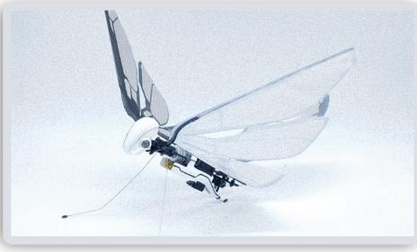 仿生无人机自身特点优势
