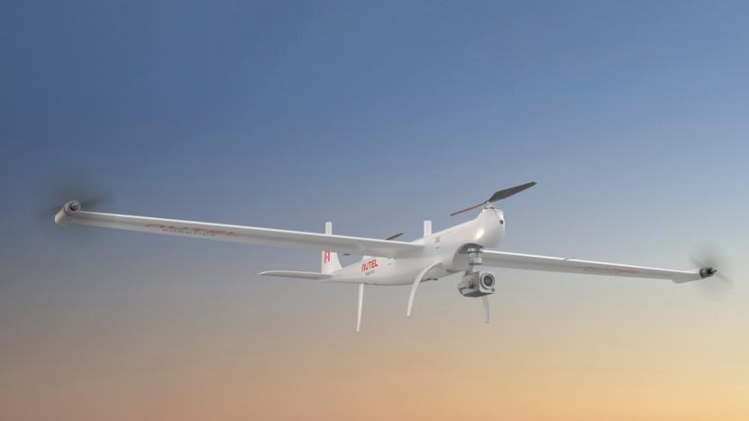 道通智能今日发布行业无人机龙鱼及EVO II RTK系列无人机