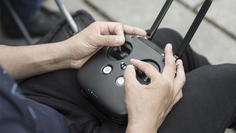 DJI FPV 数字图传系统遥控器