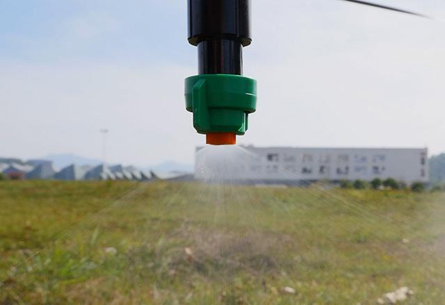 喷雾质量的好坏直接影响着药效的高低