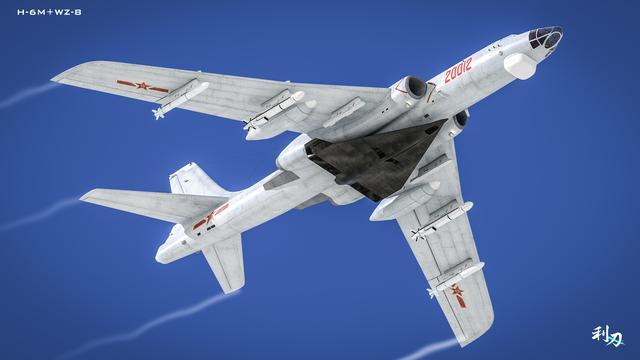 """中国首款""""太空无人机"""":无侦-8无人机插图2"""