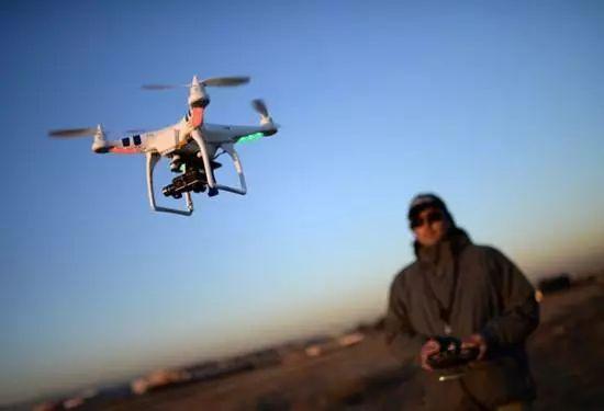 无人机行业业发展现状概览
