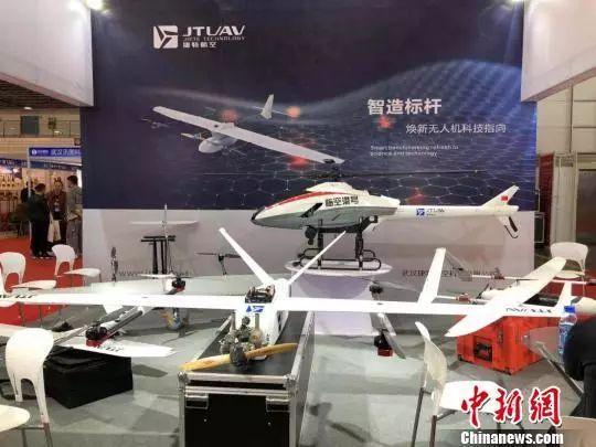 """无人机无人船加入中国测绘装备""""大军"""""""