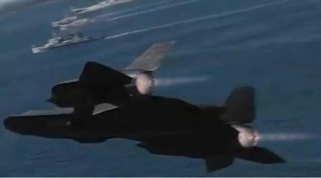 新一代SR-72战略侦察机
