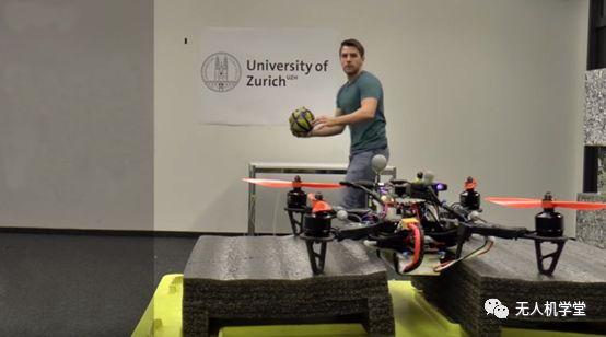 苏黎世大学研制出新型避障系统,无人机可自主闪避突袭