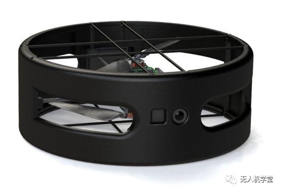 瑞士初创公司推双螺旋桨无人机
