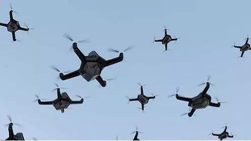 什么是无人机集群技术?无人机集群技术的最大特征是什么?