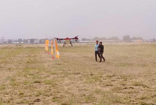 植保无人机专项赛决赛