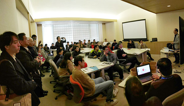 天鹰兄弟创始人李才圣赴日本会津大学进行交流访问。