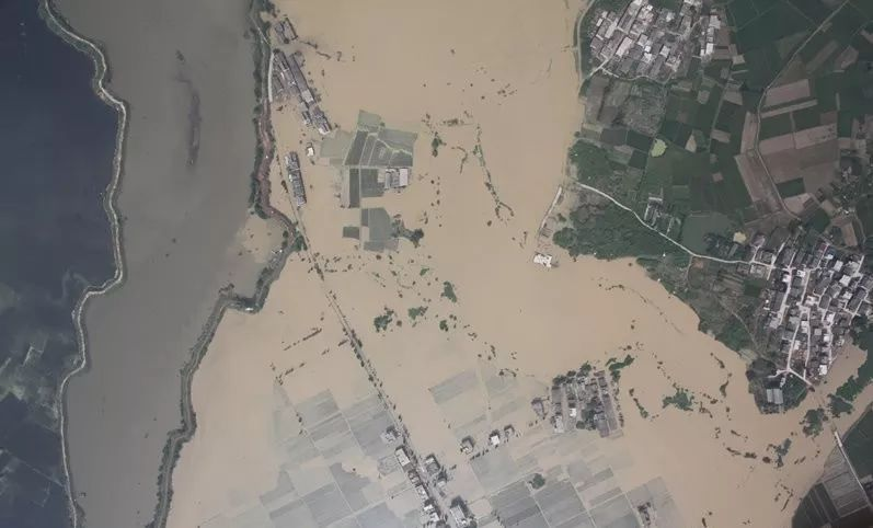 无人机可以在自然灾害的快速响应中发挥重要作用。