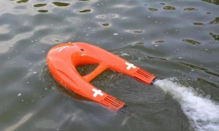 """""""水上飞翼""""就起到了至关重要的作用"""