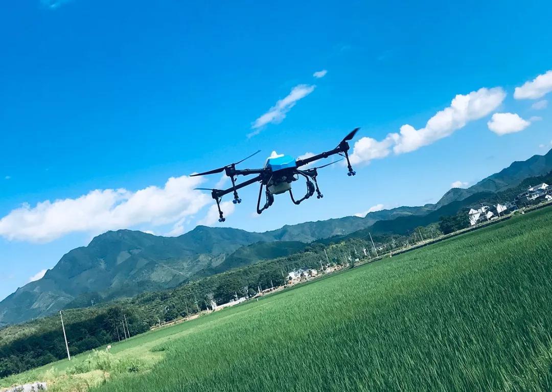 启飞A16、A10、Q10植保无人机录入江西省补贴目录,最高补贴20000元!